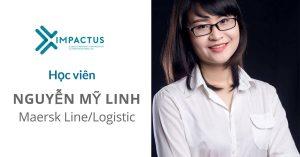 học viên Nguyễn Mỹ Linh
