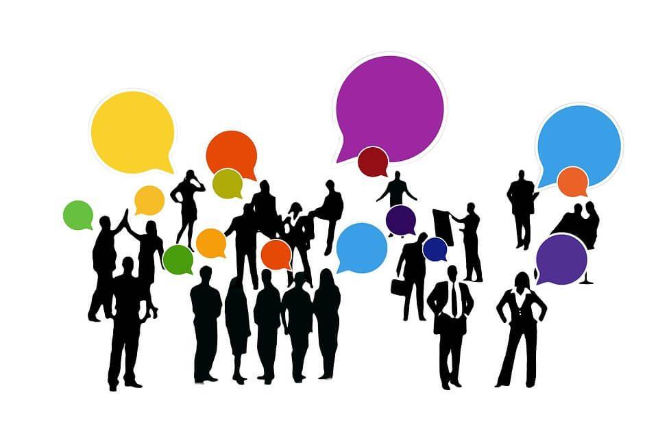 Kết quả hình ảnh cho lắng nghe phản hồi từ cộng đồng