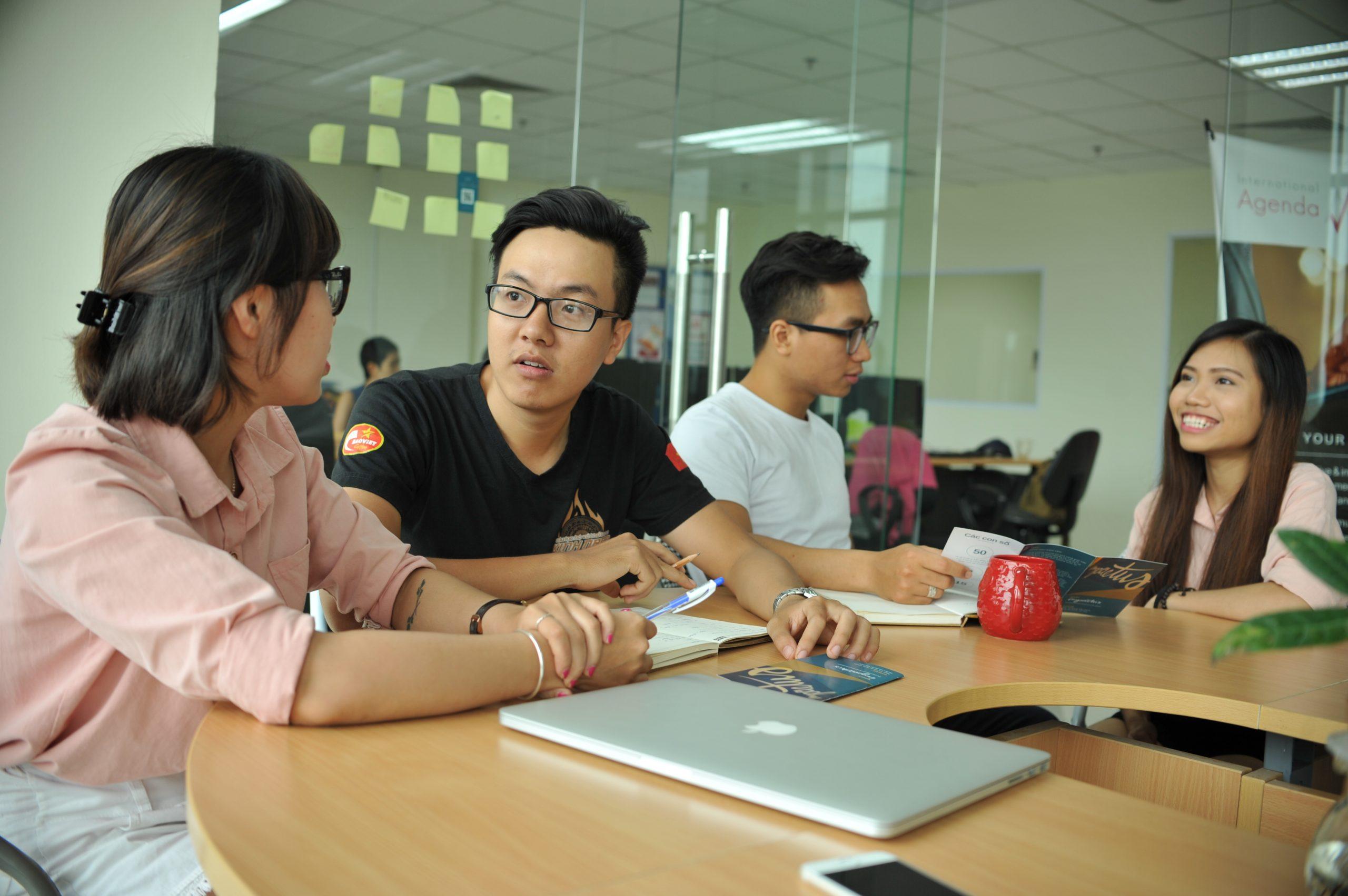 Hướng dẫn thi tuyển Deloitte