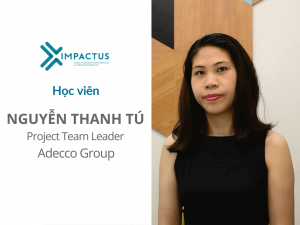 tiếng Anh chuyên nghiệp công sở Impactus.com.vn