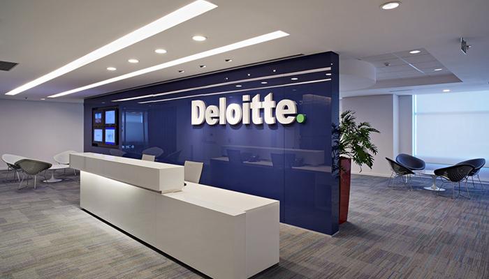 thi tuyển Deloitte