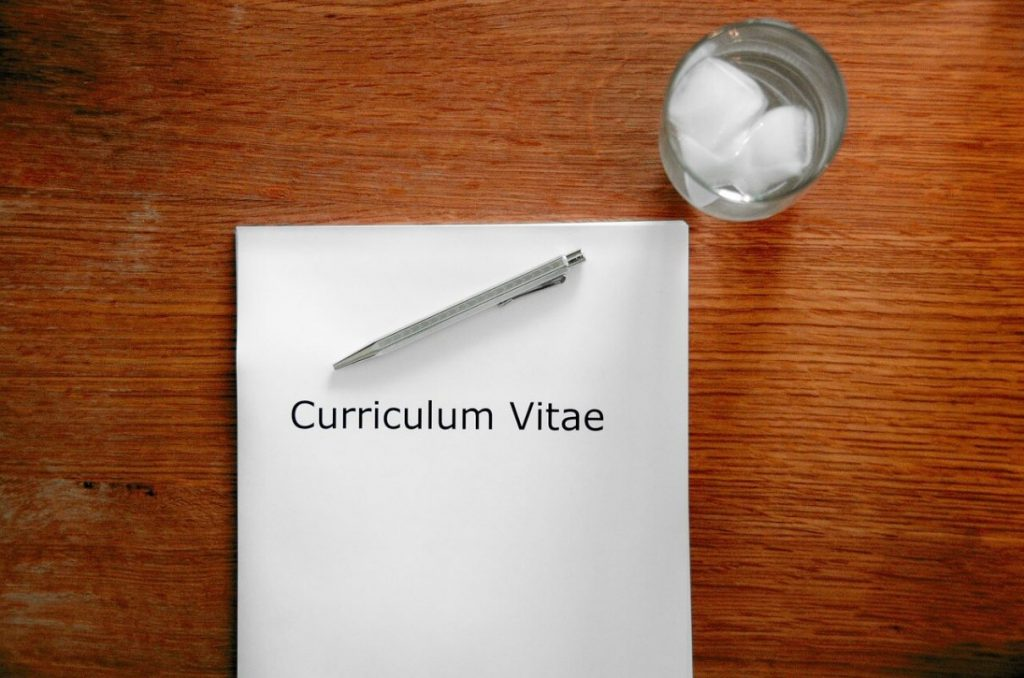 Bí kíp thực tập thành công - chuẩn bị CV thật tốt