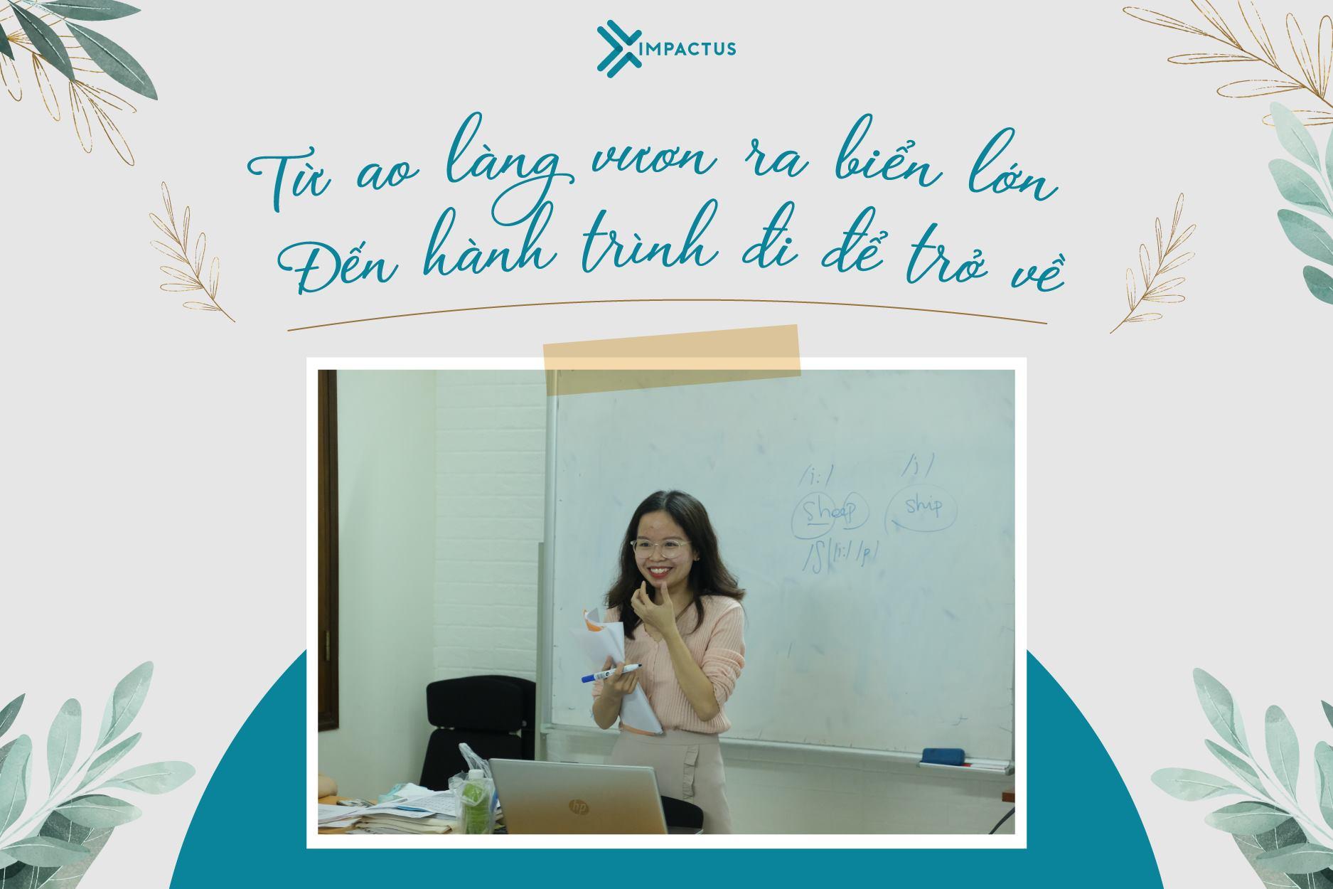 Cô Hoa Nguyễn Impactus