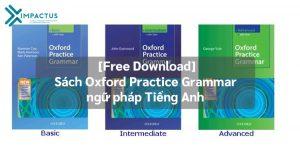 Sách Oxford Practice Grammar ngữ pháp Tiếng Anh