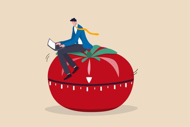 Áp dụng phương pháp pomodoro giúp tăng sự tập trung và hiệu quả trong học tập và làm việc của bạn
