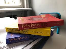 Truyện song ngữ Harry Potter bản giấy