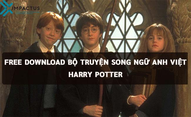 Bộ truyện song ngữ Harry Potter